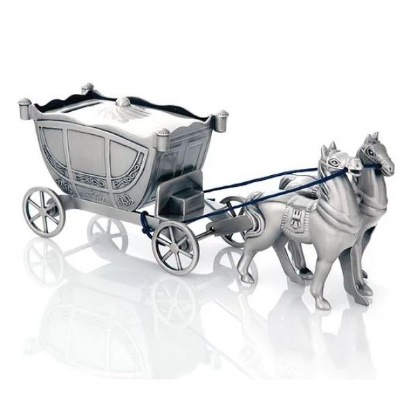 Sparebøsse - Hest og vogn