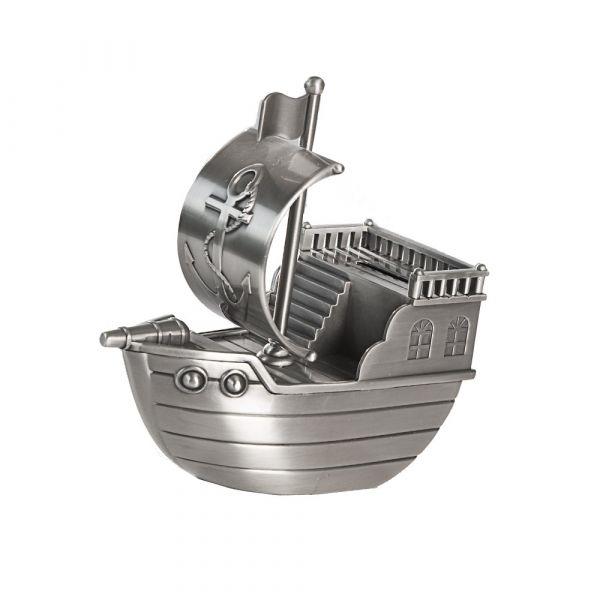 Sparebøsse - Piratskip
