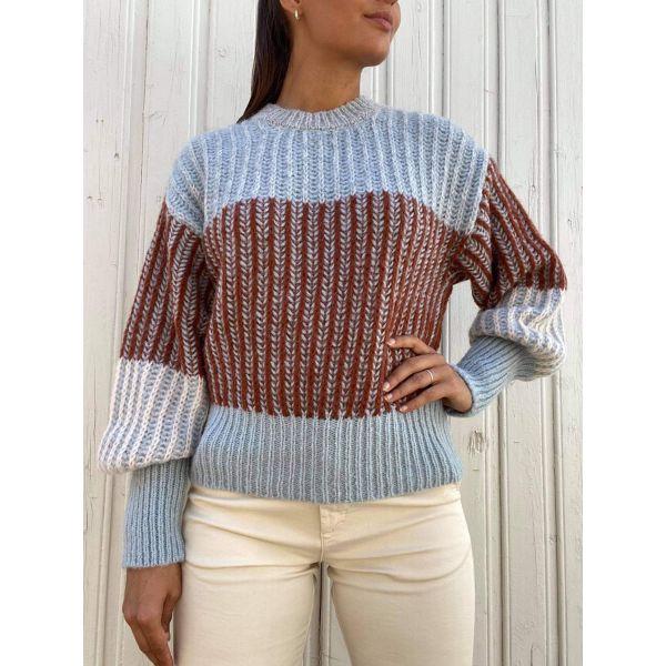 Rosini Knit O-Neck