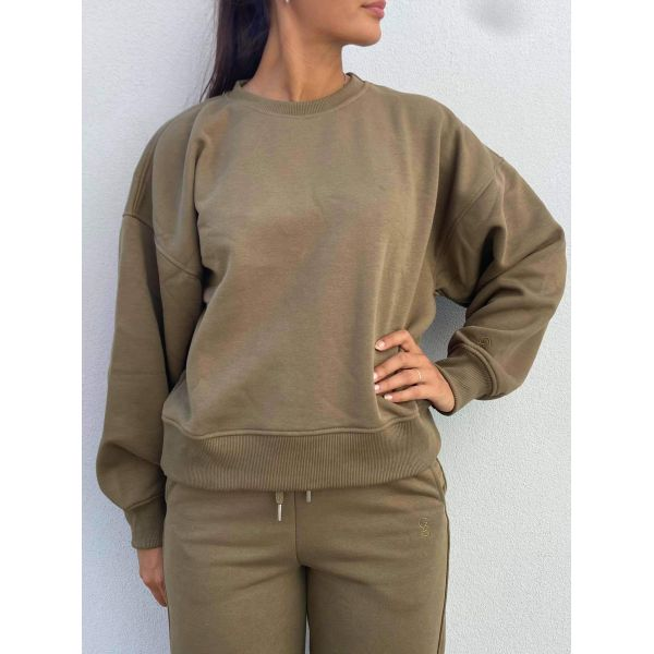 Rubi Sweatshirt - Capers