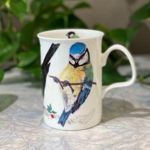 Garden Birds blåmeis krus 0,33 l
