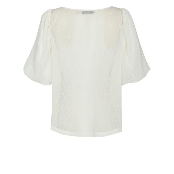 NUCATULSA pristine blouse 700846