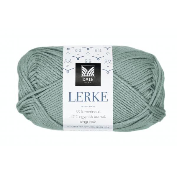 8101 Jadegrønn - Lerke - Dale Gar