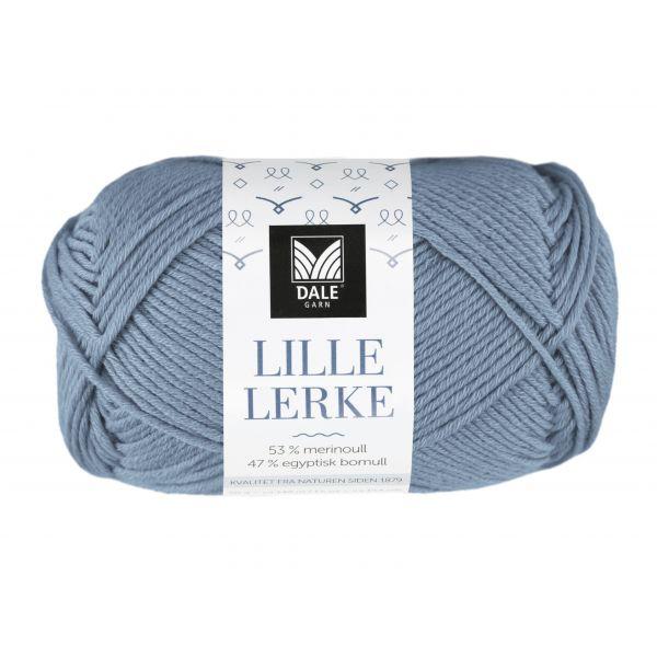 8133 Lys denim - Lille Lerke - Dale Garn
