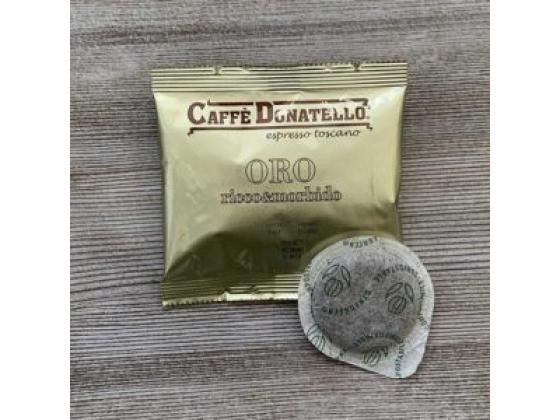 Caffè Donatello Oro 50 stk E.S.E. pods
