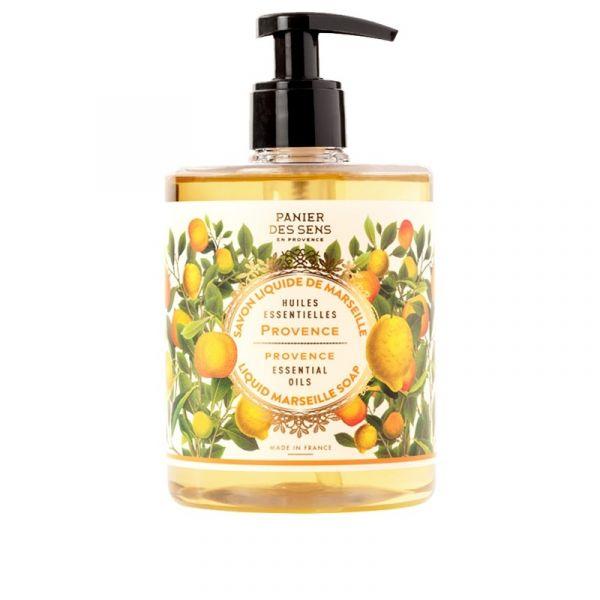 Flytende såpe Provence frukter