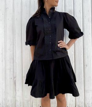 Natalie Shirt Ebony