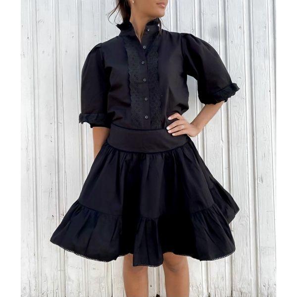 Darcy Skirt Cobalt