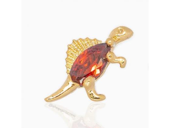 Red Dino - Ørepynt
