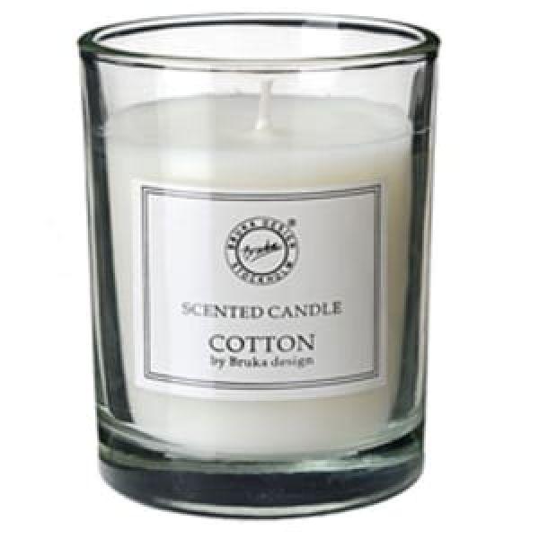 Duftlys Cotton