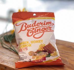 Ginger honey lemon chews