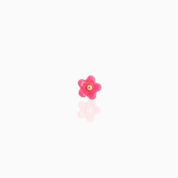 Flower - Magnetisk ørepynt