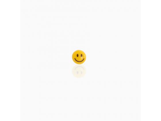 Put on a happy face - Magnetisk ørepynt