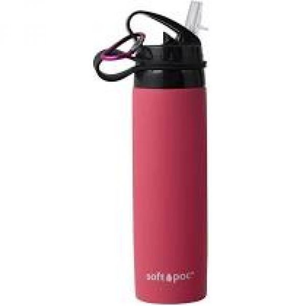 Softpoc sammenleggbar drikkeflaske