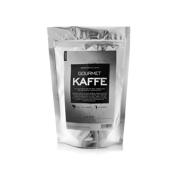 Gourmet kaffe . bønner 200g mellombrent