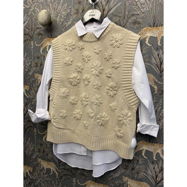 Fia Knit Vest