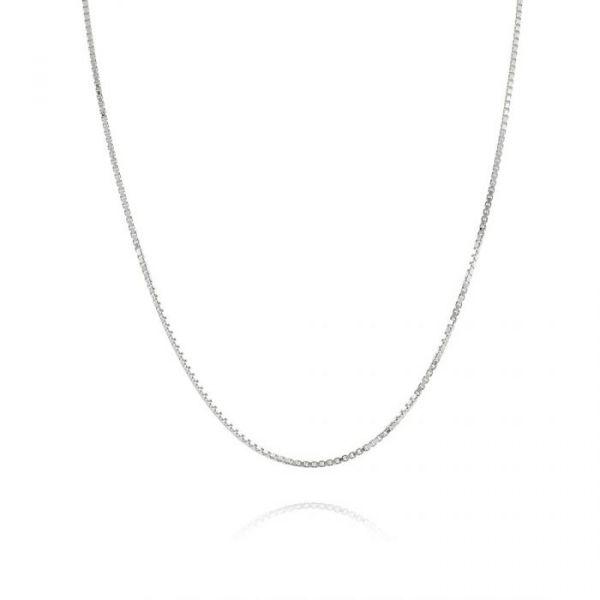 Sølv Veneziansk Halskjede