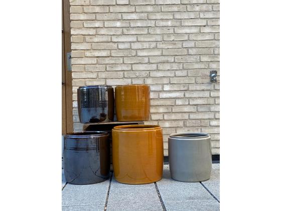 Serax Potteskjuler (Standard) S/M/L (Serax Flower Pot, honey, grey, brown)