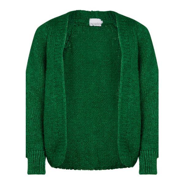 Fora cardigan grønn
