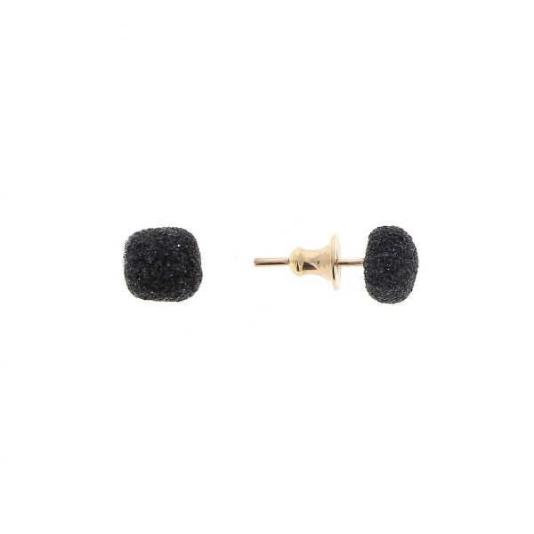 Polvere di Sogni - Brown stud-earrings