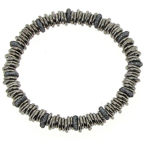 Polvere di Sogni - Grey Bracelet