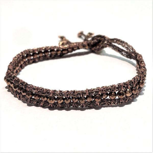 Polvere di Sogni - Brown Bracelet