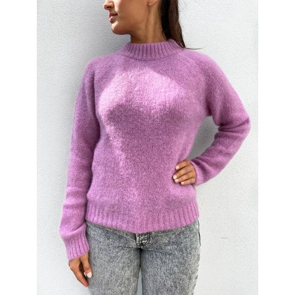 Monty Sweater - Orchid Haze