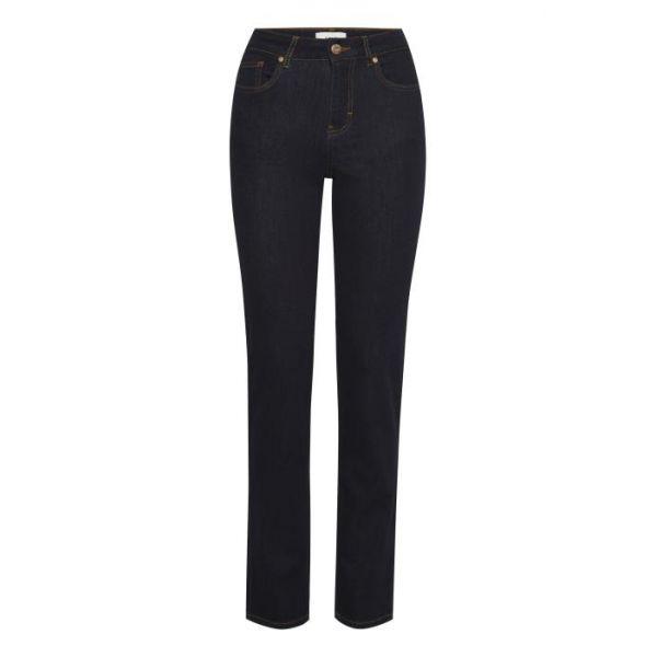 PZEMMA Jeans 50206336 Straight Leg Raw Blue