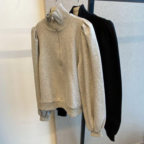 Nankita Zipper Sweatshirt
