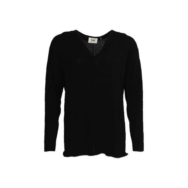 Herla V-Neck Pullover