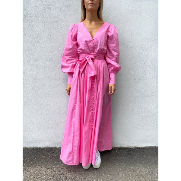Take me to the hamptons dress - pink