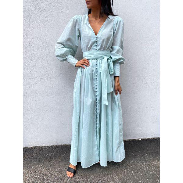 Take me to the hamptons dress - mint