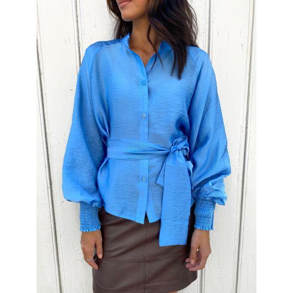 Luella shirt - little boy blue