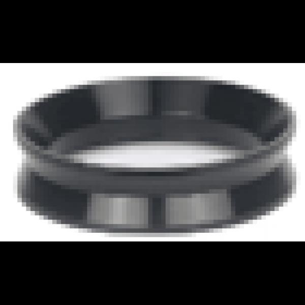 Trakt for dosering kaffe, 58 mm, magnetisk