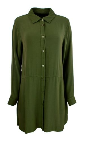 Bohéme Skjorte - Grønn