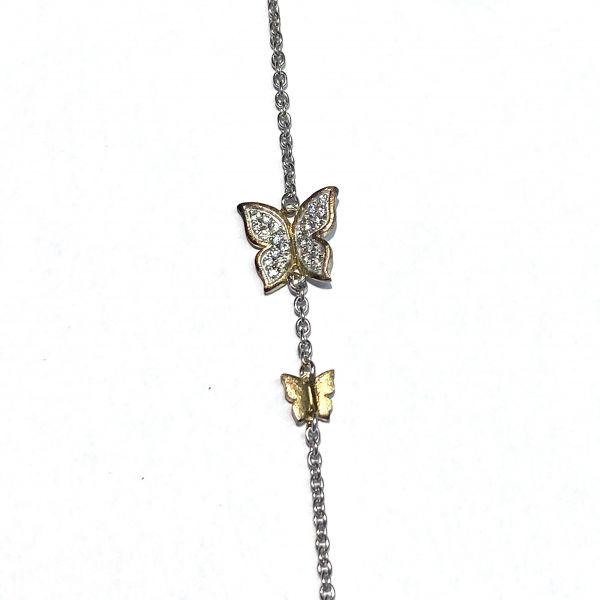 Signatur - Sommerfugl zirkonia