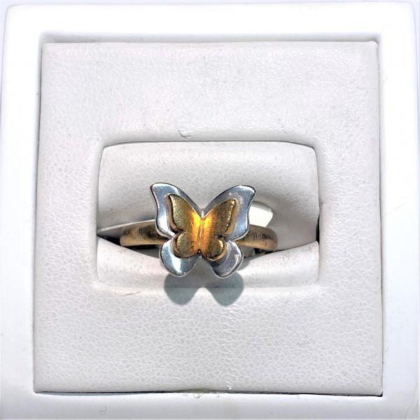 1370 - Dobbel sommerfugl