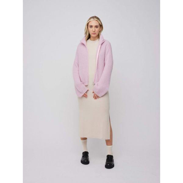 Florie Zip Jacket Pink