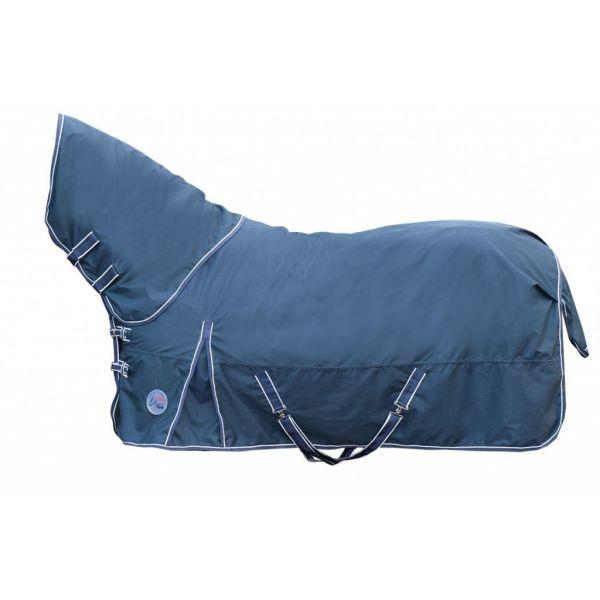 Turnout rug regndekken med fleecefòr - Avtakbar hals