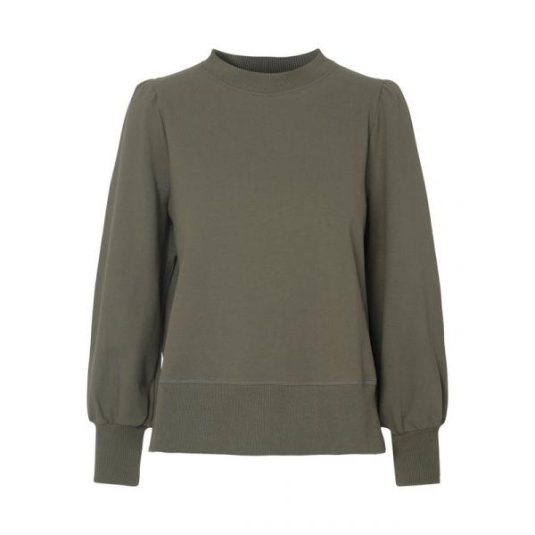 Serena Sweater Drk Green