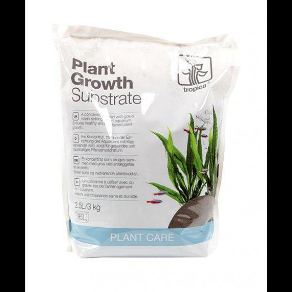 Plantesubstrat 2.5l tropica