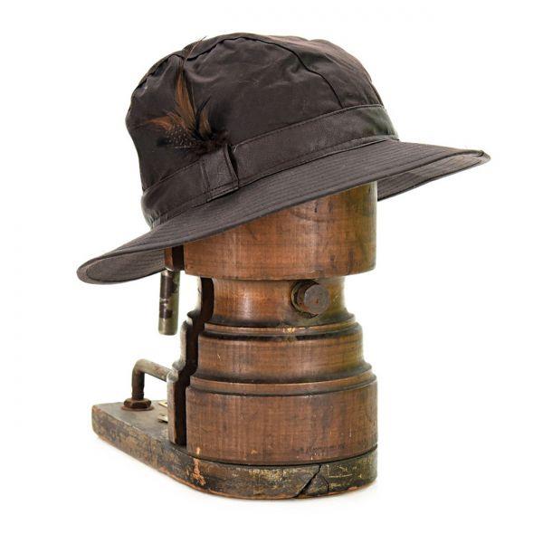 Tweedmill Aussie hatt brown