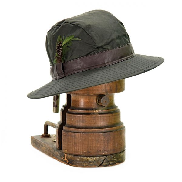 Tweedmill Aussie hatt grønn