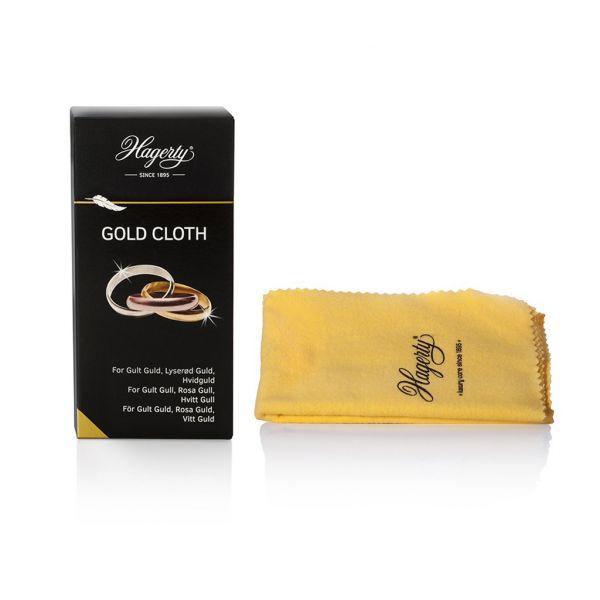 Pusseklut - Gold Cloth