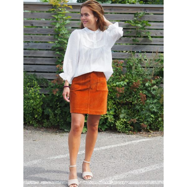 Victoria Solid Skirt