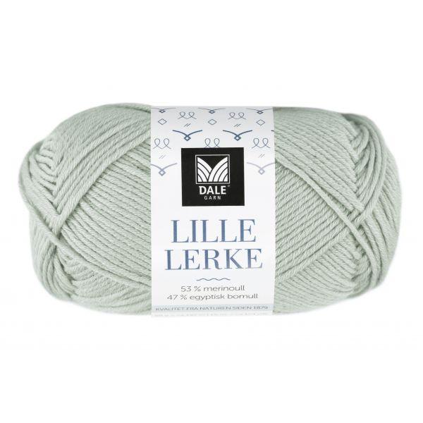 8137 Lys jade - Lille Lerke - Dale Garn