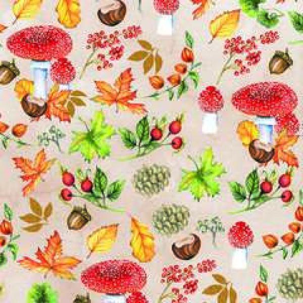 Autumn Pattern lunsj
