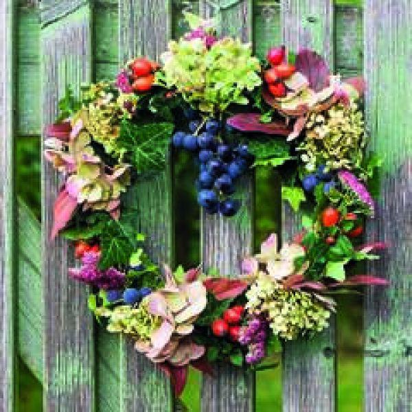 Autumn Wreath lunsj