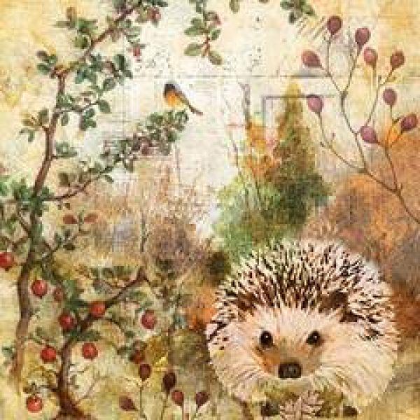 Autumn Hedgehog lunsj