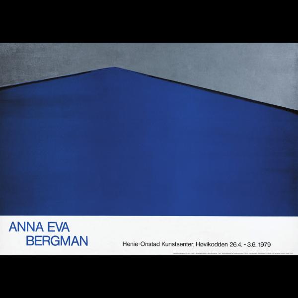 Anna-Eva Bergman 1979
